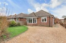 Detached home in Woodfield Drive...