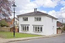 semi detached home in King Alfred Place...