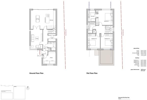 Floorplan Plot B