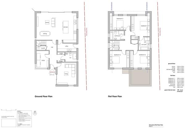 Floorplan Plot D