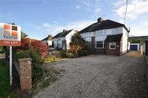 Waterhouse Lane semi detached house to rent