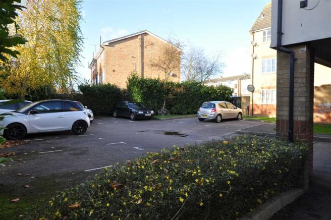 Residents car park