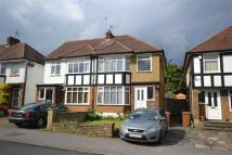 3 bed semi detached house in Valley Walk...