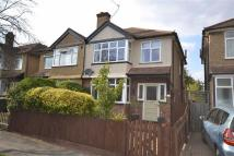 semi detached property in Frankland Road...