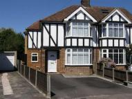 4 bed semi detached home in Claremont Crescent...