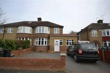 Lewes Way semi detached house to rent