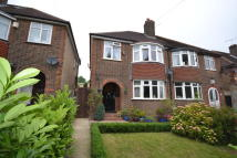 3 bedroom semi detached house for sale in Watford Road...