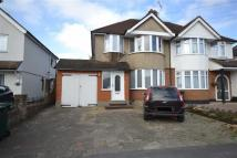 3 bedroom semi detached home in Rochester Way...