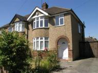 3 bed semi detached home in Kenilworth Drive...
