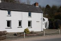 Talgarreg semi detached property for sale
