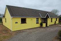 Detached Bungalow for sale in Blaenwaun, Whitland, SA34