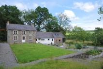 4 bed Detached house in Cwmerchon Llanwrda...