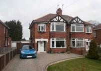 3 bed semi detached home for sale in Carr Lane, Willerby...