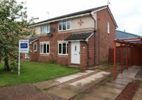 2 bedroom semi detached house in Bielby Drive, Beverley