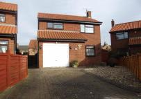 3 bedroom Detached property in The Crescent, Patrington