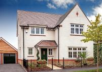 4 bed new property for sale in Old Penallta Road...