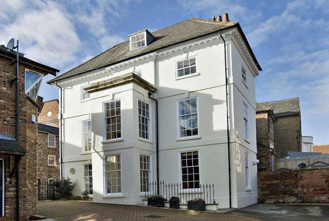 5 Bedroom Town House For Sale In The Georgian House