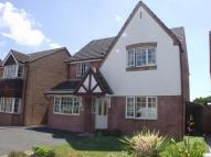 4 bed Detached house in Keepers Close...