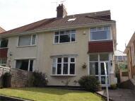 semi detached house in Lon Ger Y Coed, Cockett...