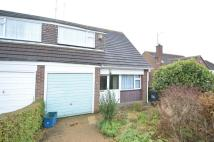 3 bed semi detached property to rent in Liddington Way...