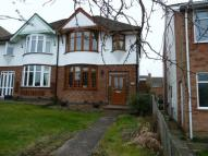 A semi detached property to rent