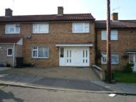 Terraced house to rent in A three bedroom therrace...