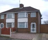 Hatton Crescent Detached house to rent
