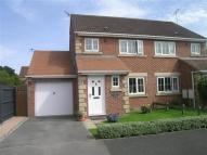 3 bed semi detached house for sale in Brionne Way, Shaftesbury
