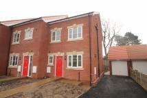 3 bed new house in Chirk Green Gardens...