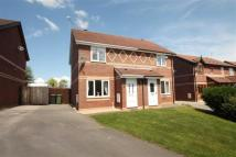 semi detached property in Yr Helfa, Chirk