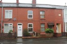 Terraced house in York Street, Oswestry
