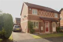 semi detached house in Yr Helfa, Chirk
