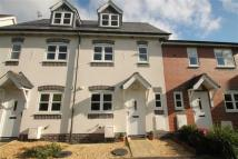Terraced property in Maes Myllin, Llanfyllin...
