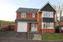 Detached home in Bryn Y Castell Gardens...