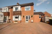 3 bedroom semi detached home for sale in Oak Drive, Oswestry