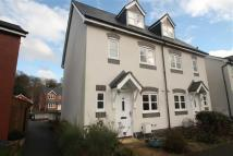 semi detached home in Maes Myllin, Llanfyllin...