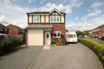 Detached property for sale in Heather Close, Oswestry