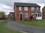 2 bedroom semi detached house to rent in Epsom Close, Oswestry...