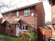 2 bed semi detached home in Ashmore Close...