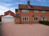 4 bed semi detached house in Pigeon Close...
