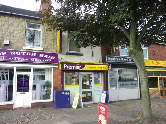 Property For Sale High Lane Burslem