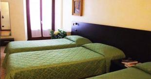 Four-beds room