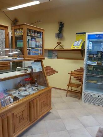 Sale area