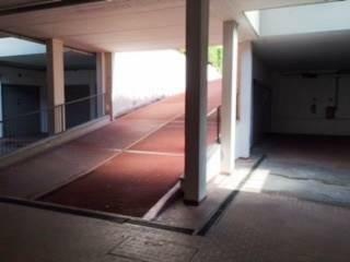 Garages access ramp