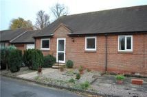 Terraced Bungalow in Manor Court, ABINGDON...