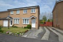 Benbain Place semi detached house to rent