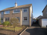 semi detached house in Mill Road, Irvine