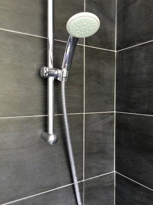 Fitted Shower