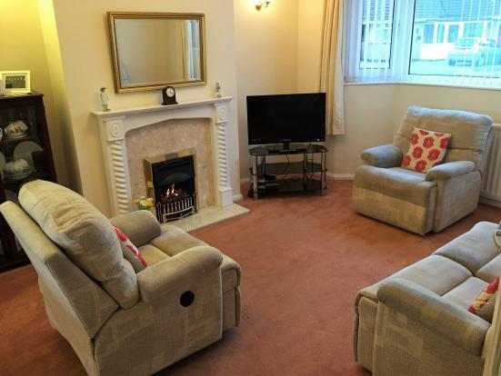 Homely Lounge