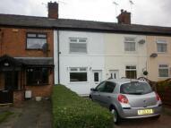 Cottage in Crewe Road, Winterley...
